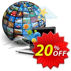 Wild Media Server discount coupon Wild Media Server (UPnP, DLNA, HTTP) - 1 License Stirring discounts code 2020 - Stirring discounts code of Wild Media Server (UPnP, DLNA, HTTP) - 1 License 2020