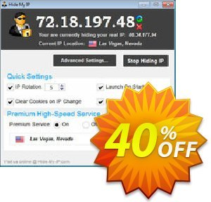 Hide My IP discount coupon Hide My IP Impressive offer code 2021 - Fearsome promo code of Hide My IP 2021