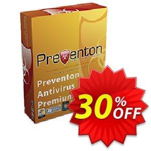 Preventon Antivirus Premium Promo Coupon, discount Preventon Antivirus Premium Promo Dreaded promotions code 2020. Promotion: Dreaded promotions code of Preventon Antivirus Premium Promo 2020