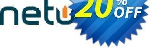 Netumo Lite Monthly Coupon, discount Netumo Lite Monthly Dreaded promotions code 2020. Promotion: Dreaded promotions code of Netumo Lite Monthly 2020
