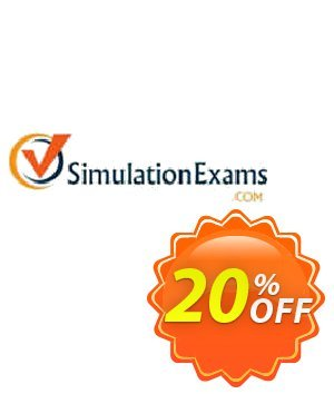 SimulationExams CCNA Practice Tests with Network Sim Coupon, discount SE: CCNA Practice Tests with Network Sim Stirring offer code 2020. Promotion: Stirring offer code of SE: CCNA Practice Tests with Network Sim 2020