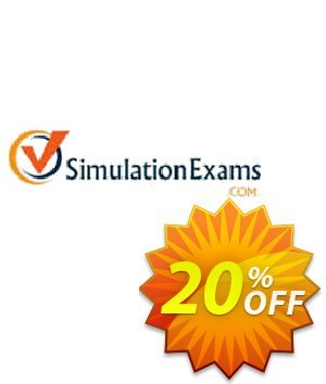SimulationExams CCNP Route Practice Tests Coupon, discount SE: CCNP Route Practice Tests Impressive discount code 2020. Promotion: Impressive discount code of SE: CCNP Route Practice Tests 2020