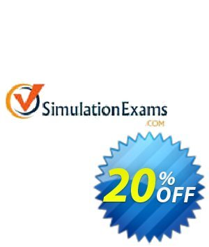 SimulationExams CCNP Switch Practice Tests Coupon, discount SE: CCNP Switch Practice Tests Formidable promo code 2020. Promotion: Formidable promo code of SE: CCNP Switch Practice Tests 2020