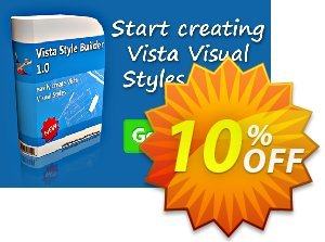 Windows Style Builder Coupon, discount Windows Style Builder Exclusive discount code 2021. Promotion: Exclusive discount code of Windows Style Builder 2021