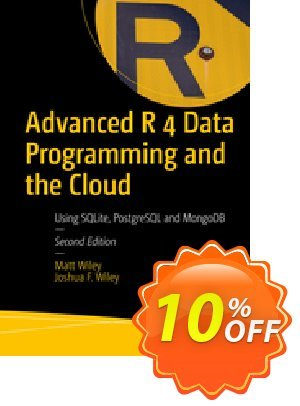 Advanced R 4 Data Programming and the Cloud (Wiley) discount coupon Advanced R 4 Data Programming and the Cloud (Wiley) Deal - Advanced R 4 Data Programming and the Cloud (Wiley) Exclusive Easter Sale offer for iVoicesoft
