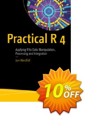 Practical R 4 (Westfall) Coupon discount Practical R 4 (Westfall) Deal. Promotion: Practical R 4 (Westfall) Exclusive Easter Sale offer for iVoicesoft