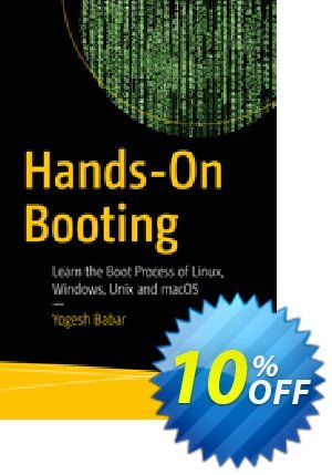 Hands-on Booting (Babar) discount coupon Hands-on Booting (Babar) Deal - Hands-on Booting (Babar) Exclusive Easter Sale offer for iVoicesoft