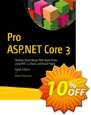 Pro ASP.NET Core 3 (Freeman) discount coupon Pro ASP.NET Core 3 (Freeman) Deal - Pro ASP.NET Core 3 (Freeman) Exclusive Easter Sale offer for iVoicesoft