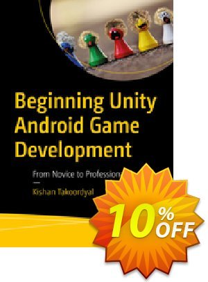 Beginning Unity Android Game Development (Takoordyal) 프로모션 코드 Beginning Unity Android Game Development (Takoordyal) Deal 프로모션: Beginning Unity Android Game Development (Takoordyal) Exclusive Easter Sale offer for iVoicesoft