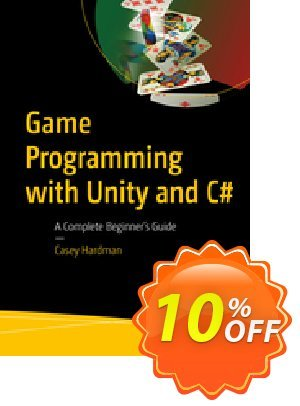 Game Programming with Unity and C# (Hardman) Coupon discount Game Programming with Unity and C# (Hardman) Deal. Promotion: Game Programming with Unity and C# (Hardman) Exclusive Easter Sale offer for iVoicesoft