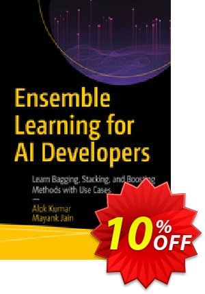Ensemble Learning for AI Developers (Kumar) discount coupon Ensemble Learning for AI Developers (Kumar) Deal - Ensemble Learning for AI Developers (Kumar) Exclusive Easter Sale offer for iVoicesoft