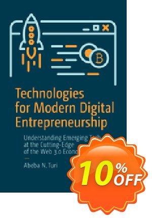 Technologies for Modern Digital Entrepreneurship (Turi) Coupon discount Technologies for Modern Digital Entrepreneurship (Turi) Deal. Promotion: Technologies for Modern Digital Entrepreneurship (Turi) Exclusive Easter Sale offer for iVoicesoft
