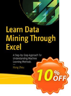 Learn Data Mining Through Excel (Zhou) discount coupon Learn Data Mining Through Excel (Zhou) Deal - Learn Data Mining Through Excel (Zhou) Exclusive Easter Sale offer for iVoicesoft