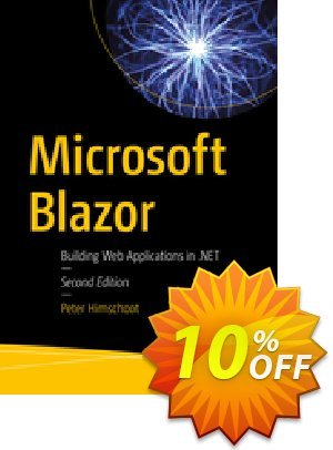 Microsoft Blazor (Himschoot) discount coupon Microsoft Blazor (Himschoot) Deal - Microsoft Blazor (Himschoot) Exclusive Easter Sale offer for iVoicesoft