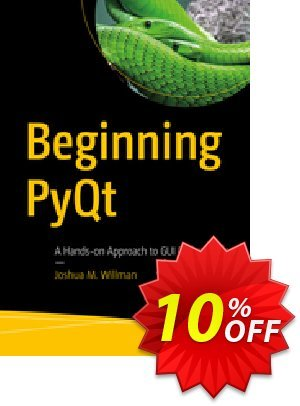 Beginning PyQt (Willman) discount coupon Beginning PyQt (Willman) Deal - Beginning PyQt (Willman) Exclusive Easter Sale offer for iVoicesoft