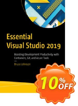 Essential Visual Studio 2019 (Johnson) 프로모션 코드 Essential Visual Studio 2019 (Johnson) Deal 프로모션: Essential Visual Studio 2019 (Johnson) Exclusive Easter Sale offer for iVoicesoft