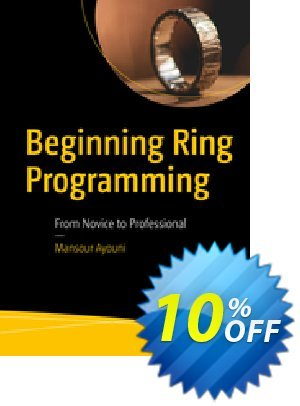 Beginning Ring Programming (Ayouni) discount coupon Beginning Ring Programming (Ayouni) Deal - Beginning Ring Programming (Ayouni) Exclusive Easter Sale offer for iVoicesoft