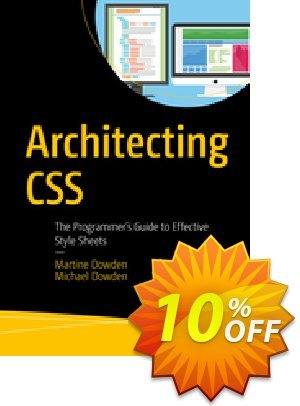 Architecting CSS (Dowden) discount coupon Architecting CSS (Dowden) Deal - Architecting CSS (Dowden) Exclusive Easter Sale offer for iVoicesoft