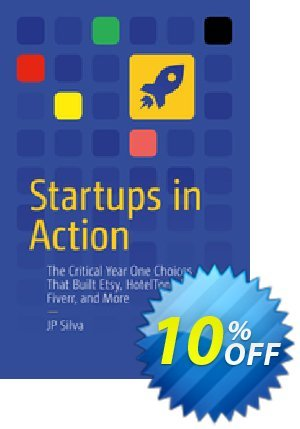 Startups in Action (Silva) discount coupon Startups in Action (Silva) Deal - Startups in Action (Silva) Exclusive Easter Sale offer for iVoicesoft