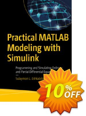 Practical MATLAB Modeling with Simulink (Eshkabilov) discount coupon Practical MATLAB Modeling with Simulink (Eshkabilov) Deal - Practical MATLAB Modeling with Simulink (Eshkabilov) Exclusive Easter Sale offer for iVoicesoft