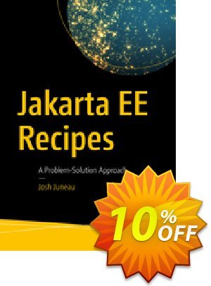 Jakarta EE Recipes (Juneau) discount coupon Jakarta EE Recipes (Juneau) Deal - Jakarta EE Recipes (Juneau) Exclusive Easter Sale offer for iVoicesoft