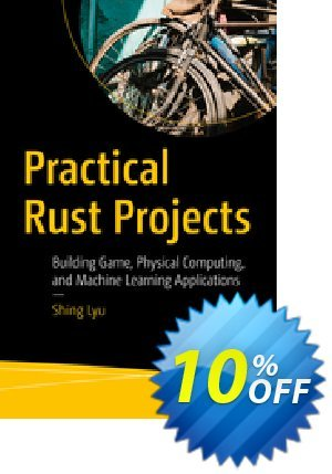 Practical Rust Projects (Lyu) 프로모션 코드 Practical Rust Projects (Lyu) Deal 프로모션: Practical Rust Projects (Lyu) Exclusive Easter Sale offer for iVoicesoft
