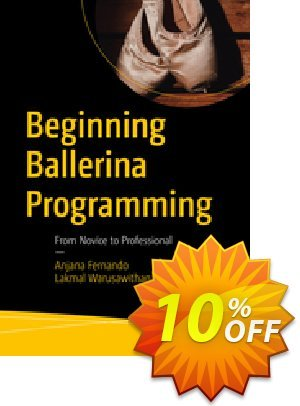 Beginning Ballerina Programming (Fernando) discount coupon Beginning Ballerina Programming (Fernando) Deal - Beginning Ballerina Programming (Fernando) Exclusive Easter Sale offer for iVoicesoft