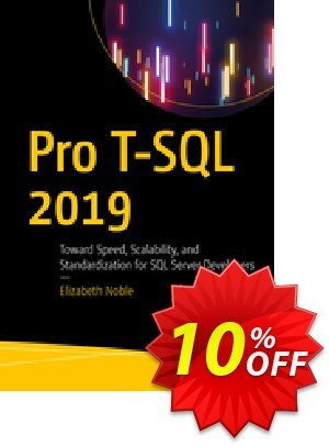 Pro T-SQL 2019 (Noble) discount coupon Pro T-SQL 2019 (Noble) Deal - Pro T-SQL 2019 (Noble) Exclusive Easter Sale offer for iVoicesoft
