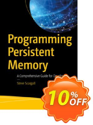 Programming Persistent Memory (Scargall) discount coupon Programming Persistent Memory (Scargall) Deal - Programming Persistent Memory (Scargall) Exclusive Easter Sale offer for iVoicesoft