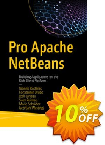 Pro Apache NetBeans (Kostaras) Coupon discount Pro Apache NetBeans (Kostaras) Deal. Promotion: Pro Apache NetBeans (Kostaras) Exclusive Easter Sale offer for iVoicesoft