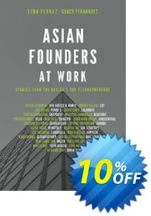 Asian Founders at Work (Ferraz) discount coupon Asian Founders at Work (Ferraz) Deal - Asian Founders at Work (Ferraz) Exclusive Easter Sale offer for iVoicesoft