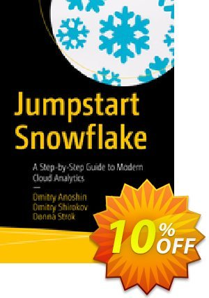 Jumpstart Snowflake (Anoshin) discount coupon Jumpstart Snowflake (Anoshin) Deal - Jumpstart Snowflake (Anoshin) Exclusive Easter Sale offer for iVoicesoft