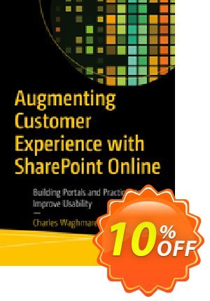 Augmenting Customer Experience with SharePoint Online (Waghmare) discount coupon Augmenting Customer Experience with SharePoint Online (Waghmare) Deal - Augmenting Customer Experience with SharePoint Online (Waghmare) Exclusive Easter Sale offer for iVoicesoft