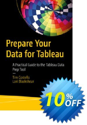 Prepare Your Data for Tableau (Costello) Coupon discount Prepare Your Data for Tableau (Costello) Deal. Promotion: Prepare Your Data for Tableau (Costello) Exclusive Easter Sale offer for iVoicesoft