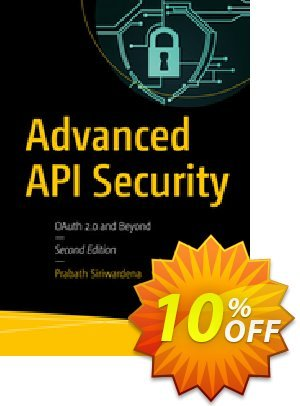 Advanced API Security (Siriwardena)割引コード・Advanced API Security (Siriwardena) Deal キャンペーン:Advanced API Security (Siriwardena) Exclusive Easter Sale offer for iVoicesoft