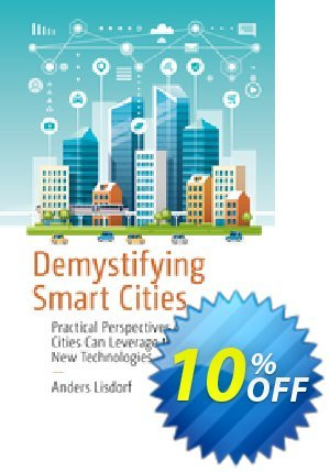 Demystifying Smart Cities (Lisdorf) discount coupon Demystifying Smart Cities (Lisdorf) Deal - Demystifying Smart Cities (Lisdorf) Exclusive Easter Sale offer for iVoicesoft