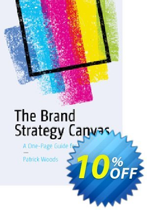The Brand Strategy Canvas (Woods) discount coupon The Brand Strategy Canvas (Woods) Deal - The Brand Strategy Canvas (Woods) Exclusive Easter Sale offer for iVoicesoft