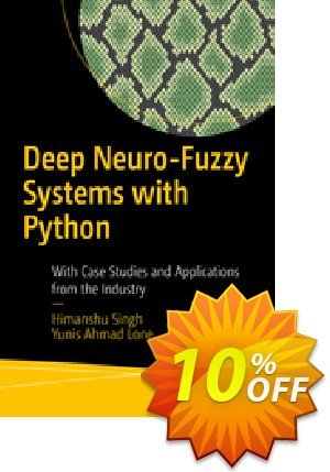 Deep Neuro-Fuzzy Systems with Python (Singh) discount coupon Deep Neuro-Fuzzy Systems with Python (Singh) Deal - Deep Neuro-Fuzzy Systems with Python (Singh) Exclusive Easter Sale offer for iVoicesoft