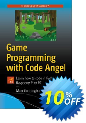Game Programming with Code Angel (Cunningham) Coupon discount Game Programming with Code Angel (Cunningham) Deal. Promotion: Game Programming with Code Angel (Cunningham) Exclusive Easter Sale offer for iVoicesoft