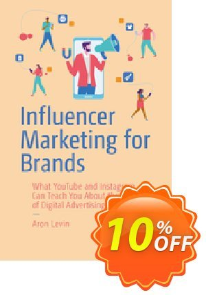 Influencer Marketing for Brands (Levin) discount coupon Influencer Marketing for Brands (Levin) Deal - Influencer Marketing for Brands (Levin) Exclusive Easter Sale offer for iVoicesoft