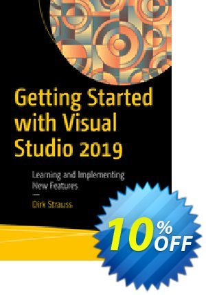 Getting Started with Visual Studio 2019 (Strauss) 프로모션 코드 Getting Started with Visual Studio 2019 (Strauss) Deal 프로모션: Getting Started with Visual Studio 2019 (Strauss) Exclusive Easter Sale offer for iVoicesoft