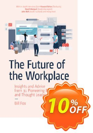 The Future of the Workplace (Fox) discount coupon The Future of the Workplace (Fox) Deal - The Future of the Workplace (Fox) Exclusive Easter Sale offer for iVoicesoft