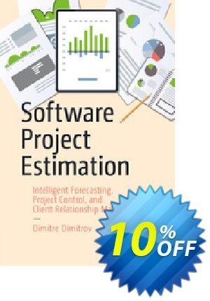 Software Project Estimation (Dimitrov) discount coupon Software Project Estimation (Dimitrov) Deal - Software Project Estimation (Dimitrov) Exclusive Easter Sale offer for iVoicesoft