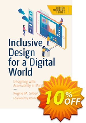 Inclusive Design for a Digital World (Gilbert) discount coupon Inclusive Design for a Digital World (Gilbert) Deal - Inclusive Design for a Digital World (Gilbert) Exclusive Easter Sale offer for iVoicesoft