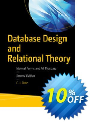 Database Design and Relational Theory (Date) discount coupon Database Design and Relational Theory (Date) Deal - Database Design and Relational Theory (Date) Exclusive Easter Sale offer for iVoicesoft
