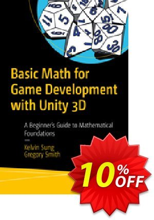 Basic Math for Game Development with Unity 3D (Sung) 프로모션 코드 Basic Math for Game Development with Unity 3D (Sung) Deal 프로모션: Basic Math for Game Development with Unity 3D (Sung) Exclusive Easter Sale offer for iVoicesoft