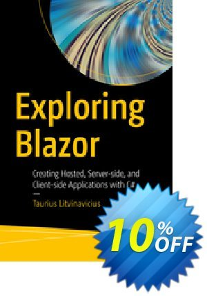 Exploring Blazor (Litvinavicius) discount coupon Exploring Blazor (Litvinavicius) Deal - Exploring Blazor (Litvinavicius) Exclusive Easter Sale offer for iVoicesoft