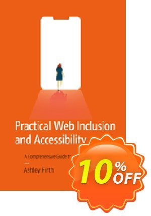 Practical Web Inclusion and Accessibility (Firth) discount coupon Practical Web Inclusion and Accessibility (Firth) Deal - Practical Web Inclusion and Accessibility (Firth) Exclusive Easter Sale offer for iVoicesoft