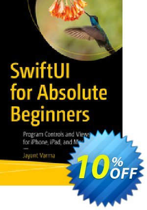 SwiftUI for Absolute Beginners (Varma) 優惠券,折扣碼 SwiftUI for Absolute Beginners (Varma) Deal,促銷代碼: SwiftUI for Absolute Beginners (Varma) Exclusive Easter Sale offer for iVoicesoft