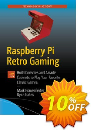 Raspberry Pi Retro Gaming (Frauenfelder) discount coupon Raspberry Pi Retro Gaming (Frauenfelder) Deal - Raspberry Pi Retro Gaming (Frauenfelder) Exclusive Easter Sale offer for iVoicesoft